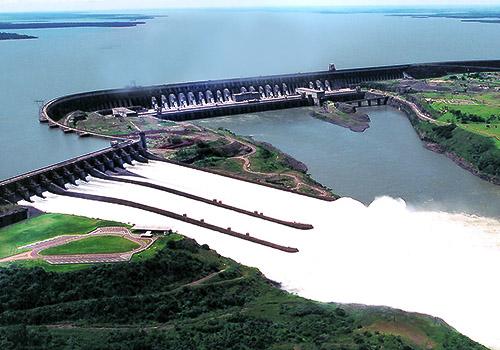 Hidroelétricas